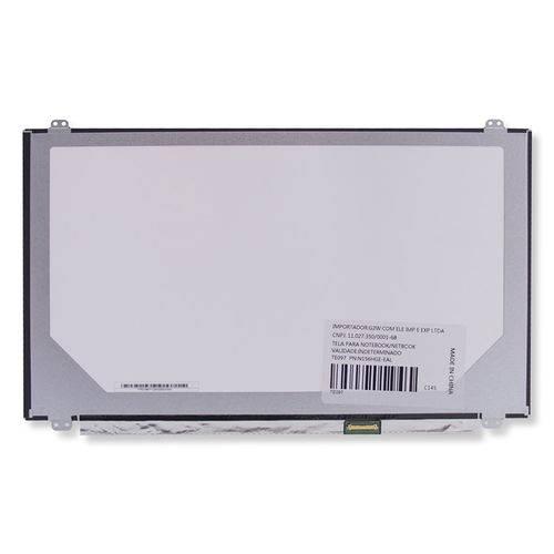 "Tudo sobre 'Tela 15.6"" LED Slim para Notebook Part Number N156HGA-EAB   Fosca'"