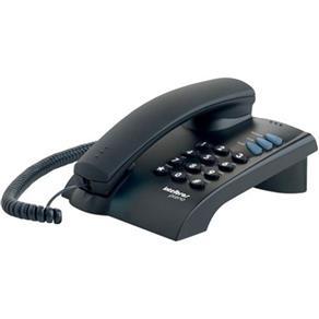 Telefone com Fio Grafite Pleno com Chave Intelbras
