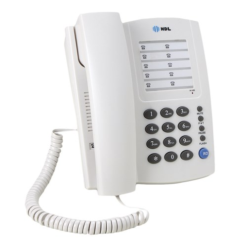 Telefone com Fio Hdl Branco Centrixfone M
