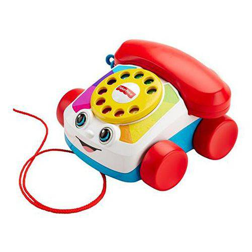 Tudo sobre 'Telefone Feliz Novo C/ Sons Atividades - Mattel'