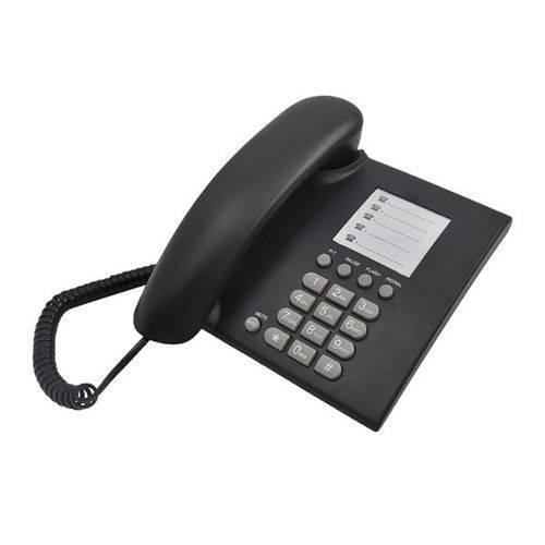 Telefone Fixo de Mesa - Modelo Tm 8207