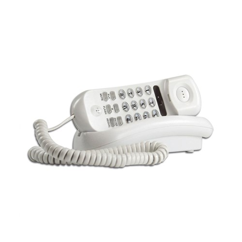 Telefone Gôndola Branco Forceline
