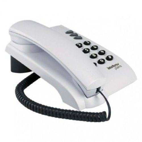 Telefone Intelbras Pleno com Chave - 4080058