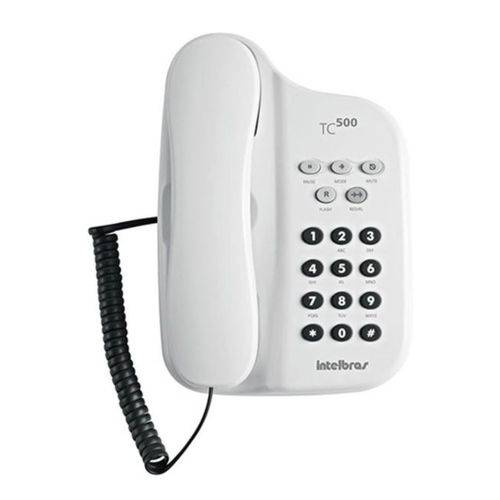 Telefone Intelbras TC500BC