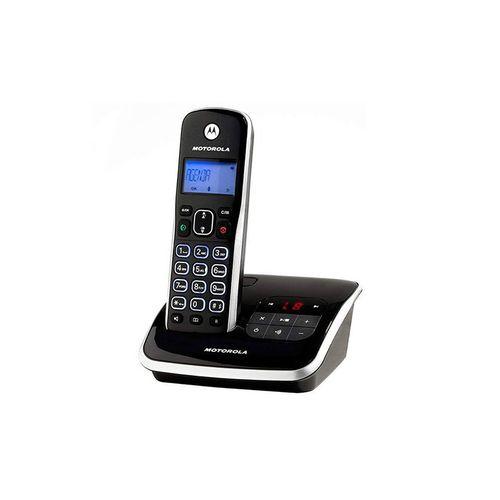 Tudo sobre 'Telefone Sem Fio Auri3500 Viva Voz Dect 6.0 Motorola'