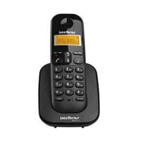 Telefone Sem Fio Intelbras Ts3111 Preto Ramal