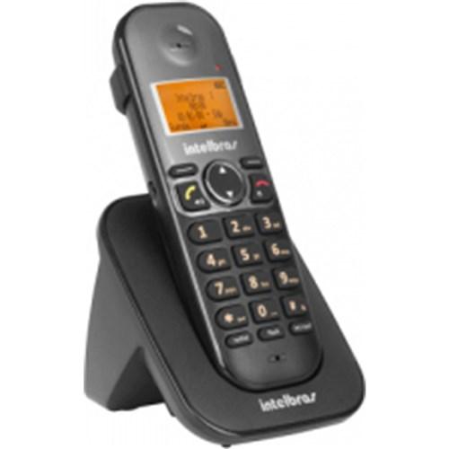 Telefone Sem Fio - Ts 5121 Ramal - Intelbras (Preto)
