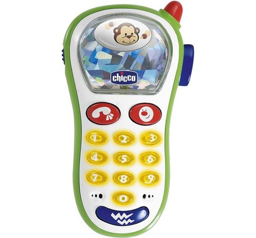 Tudo sobre 'Telefone Vibratório Chicco'