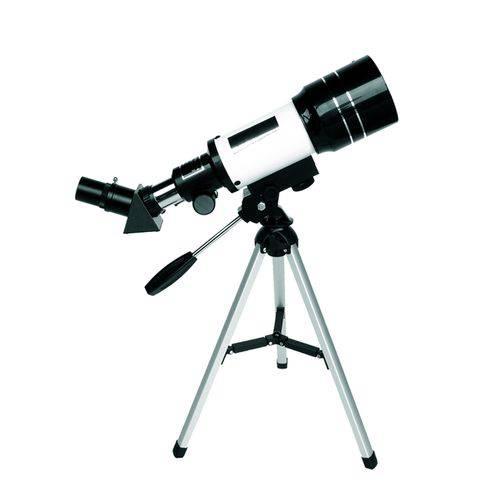 Tudo sobre 'Telescópio 70mm com Tripé F300 70m Csr F30070m'