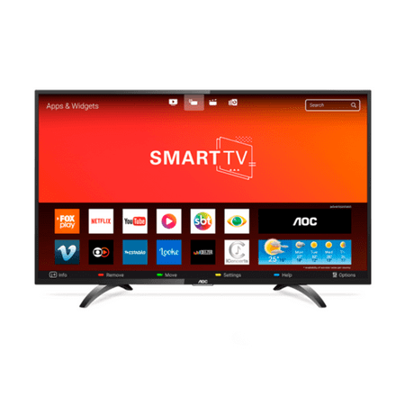 "Tudo sobre 'Televisor Smart TV HD 32"" AOC LE32S5970S'"