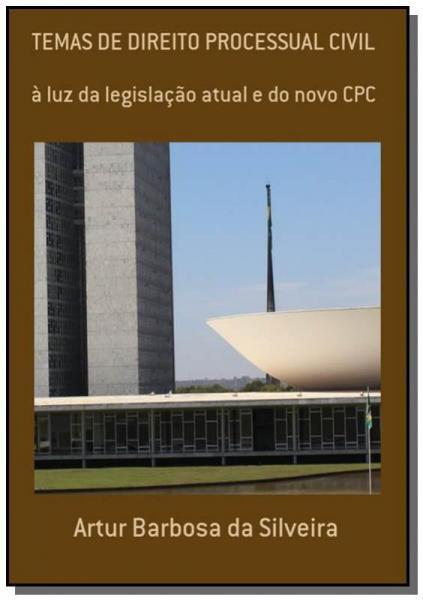 Temas de Direito Processual Civil - Autor Independente