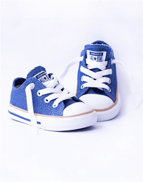 Tenis Chuck Taylor All Star Azul Royal (Azul, 19)