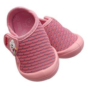 Tênis de Bebê New Confort Rosa-ROSA-22 - 22 - ROSA