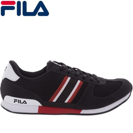 Tênis Fila Retro Sport Preto
