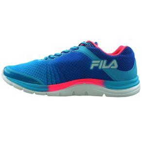 Tênis Fila Softness W Feminino - 39 - Azul