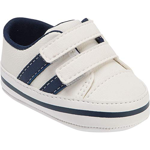 Tênis Infantil Branco Pimpolho 01