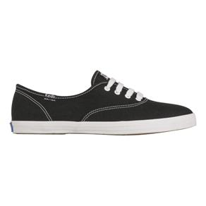 Tênis Keds Champion Woman Canvas KD100143 - 34 - PRETO