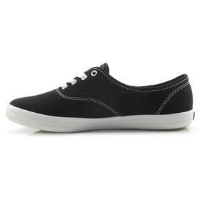Tênis Keds Champion Woman Canvas KD100142 - 33 - PRETO