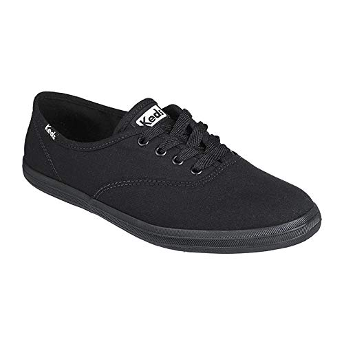 Tênis Keds Champion Woman Canvas Preto KD100231 (37)