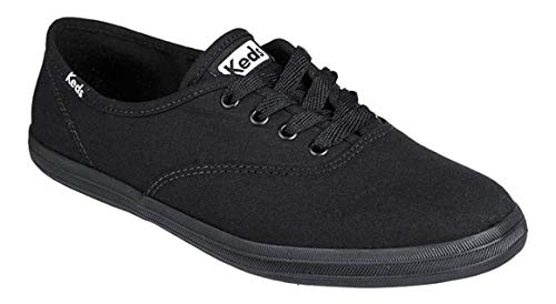 Tênis Keds Champion Woman Canvas Preto KD100231 (39)