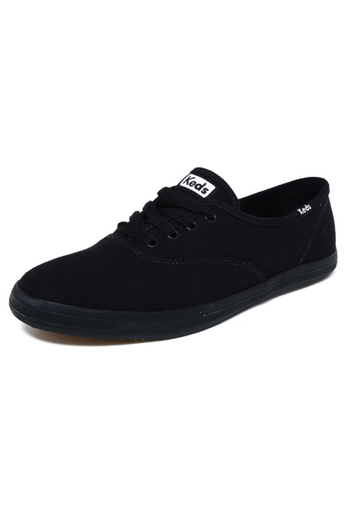 Tênis Keds Champion Woman Canvas Preto