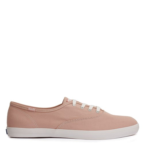 Tênis Keds Champion Woman Canvas Rosa 41