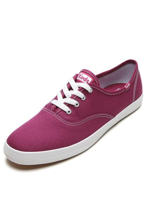 Tênis Keds Champion Woman Canvas Rosa
