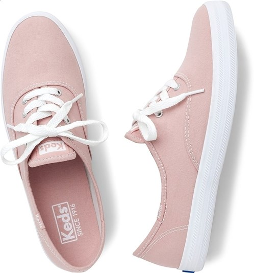 Tênis Keds Champion Woman Canvas Rose (34)