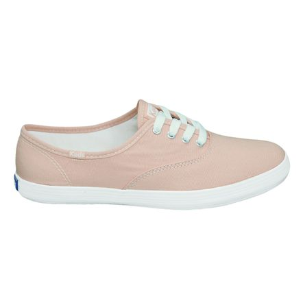 Tênis Keds Champion Woman Canvas Rose KD10098734
