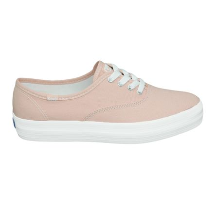 Tênis Keds Triple Canvas Rose KD76298733