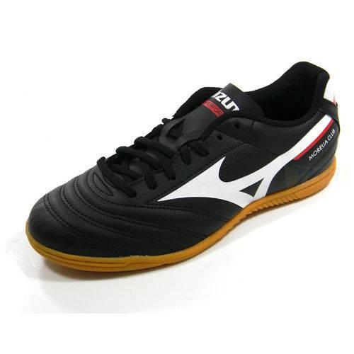 Tenis Mizuno Morelia Club Futsal Pto/bco Tam: 38-44