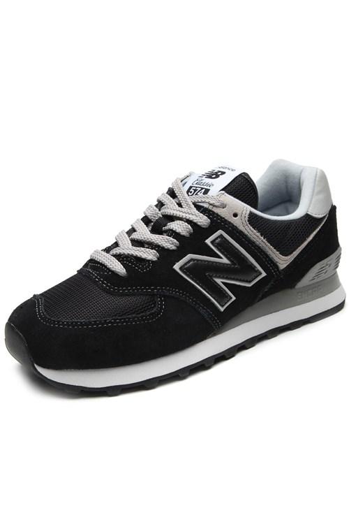 Tênis New Balance 574 Preto