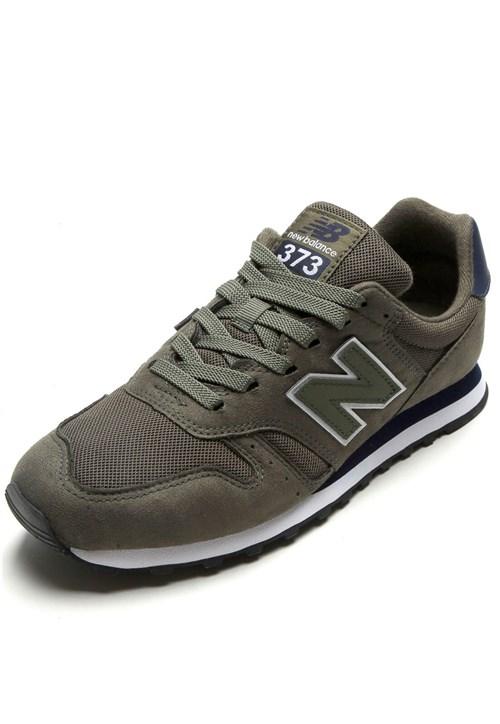 Tênis New Balance 373 - Mdt - Ml373Mdt Verde