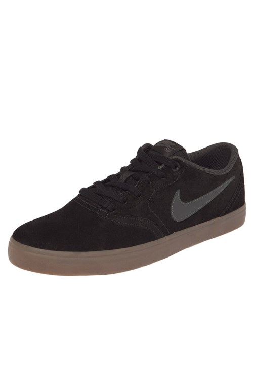 Tênis Nike SB Check Solar Preto/Cinza