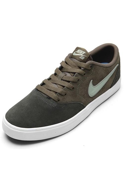Tênis Nike SB Sb Check Solar Verde