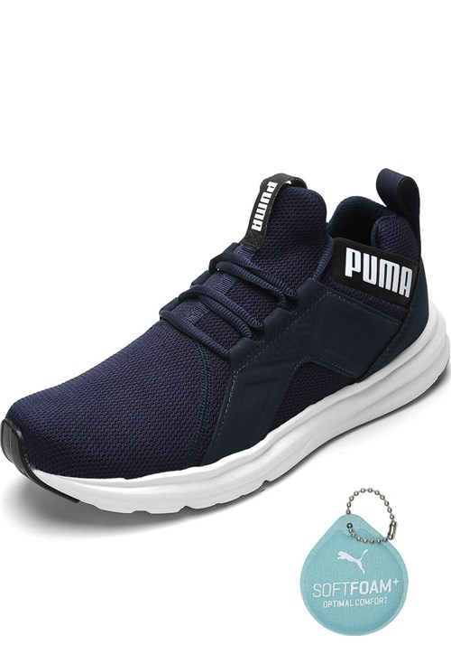 Tênis Puma Enzo Sport Bdp Azul-Marinho