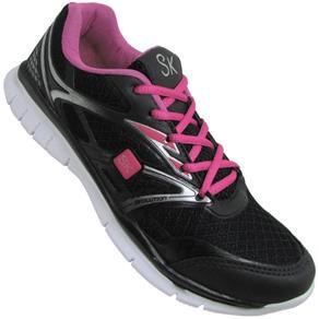 Tênis Spark Jogging Feminino - 36 - Rosa