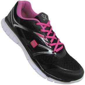 Tênis Spark Jogging Feminino - 35 - Rosa