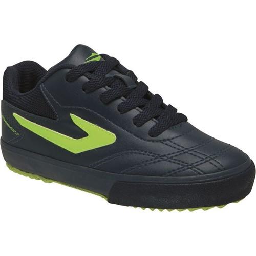 Tudo sobre 'Tênis Topper Futsal Dominator III Jr Marinho/Verde Limao - 30'