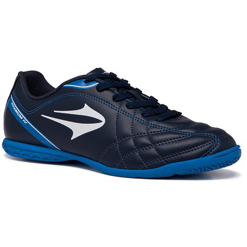 Tudo sobre 'Tênis Topper Futsal Titanium Iv Marinho/Azul - 44'