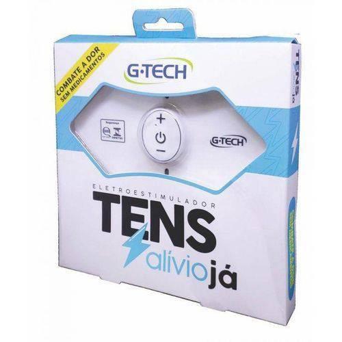 Tudo sobre 'Tens Alívio já G-Tech'