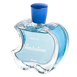 Tentation Bleu Fiorucci - Perfume Feminino - Deo Colônia 80ml