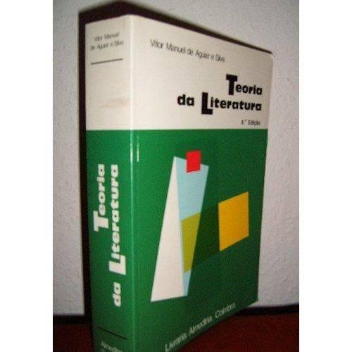 Tudo sobre 'Teoria da Literatura'
