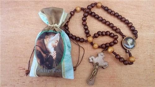 Tudo sobre 'Terço São Padre Pio'