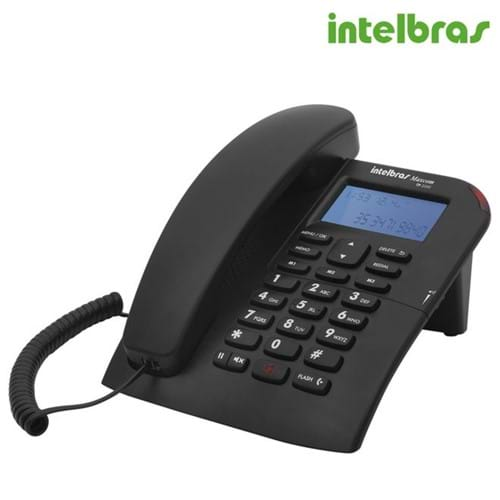 Tudo sobre 'Terminal de Portaria Maxcom TP2000 4502000 - Intelbras'