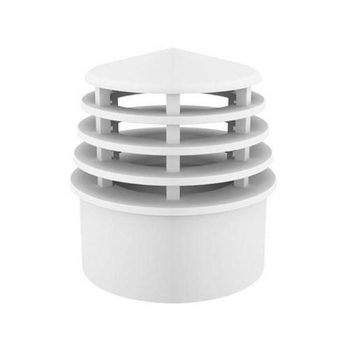 """Terminal de Ventilação PVC para Esgoto 50mm ou 2"""" Tigre"""