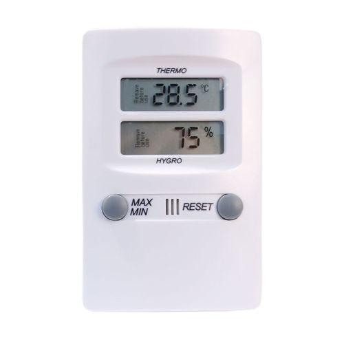 Termo-higrômetro Digital -10c~+60:0,1c 10-99:1%ur Máxima e Mínima Incoterm