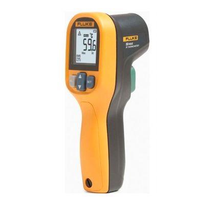 Tudo sobre 'Termômetro Digital Infravermelho Fluke 59 Max -30 °C a 350 °C 4325527'
