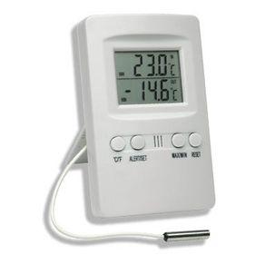 Tudo sobre 'Termômetro Digital Máxima/Minima Incoterm 7427 (Cód. 9708)'