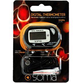 Termômetro Digital Soma com Sensor